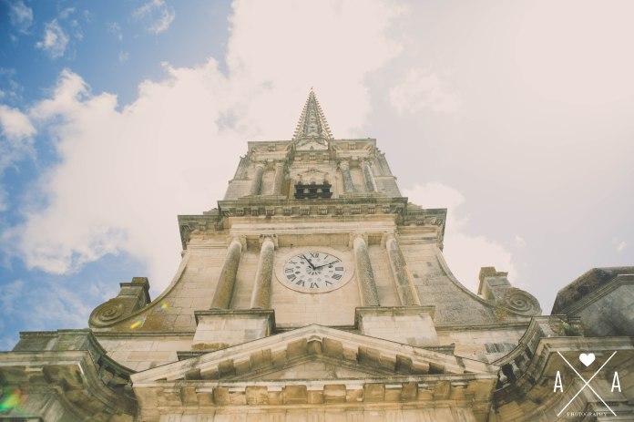 chateau de la chevallerie, aude arnaud photography, mariage saint gemme la plaine, eglise saint gemme la plaine41