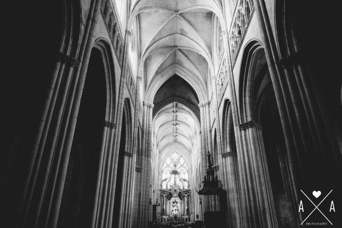 chateau de la chevallerie, aude arnaud photography, mariage saint gemme la plaine, eglise saint gemme la plaine42