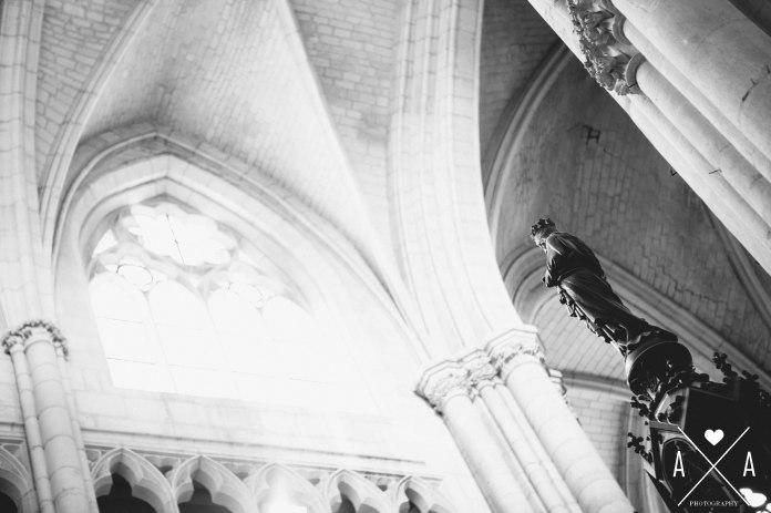 chateau de la chevallerie, aude arnaud photography, mariage saint gemme la plaine, eglise saint gemme la plaine45