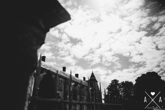 chateau de la chevallerie, aude arnaud photography, mariage saint gemme la plaine, eglise saint gemme la plaine48