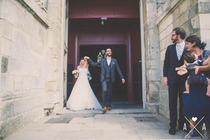 chateau de la chevallerie, aude arnaud photography, mariage saint gemme la plaine, eglise saint gemme la plaine63