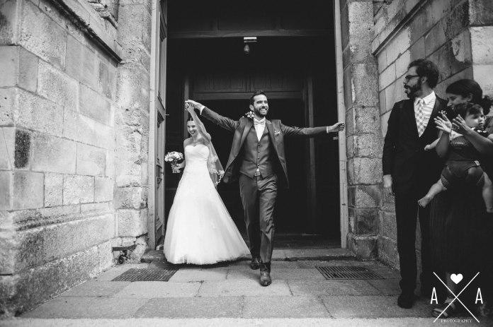 chateau de la chevallerie, aude arnaud photography, mariage saint gemme la plaine, eglise saint gemme la plaine64