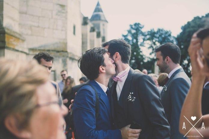 chateau de la chevallerie, aude arnaud photography, mariage saint gemme la plaine, eglise saint gemme la plaine71