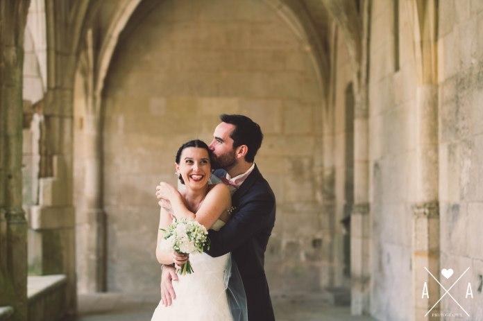 chateau de la chevallerie, aude arnaud photography, mariage saint gemme la plaine, eglise saint gemme la plaine72
