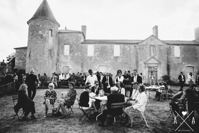 chateau de la chevallerie, aude arnaud photography, mariage saint gemme la plaine, eglise saint gemme la plaine73