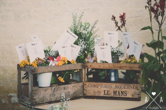 chateau de la chevallerie, aude arnaud photography, mariage saint gemme la plaine, eglise saint gemme la plaine93