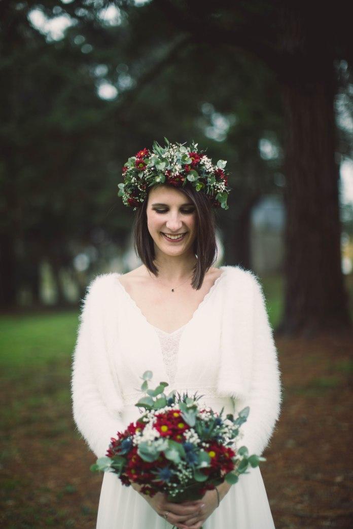 Mariage cours des montys, mairage nantes, photographe nantes, aude arnaud photography, mariage couronne de fleurs 37
